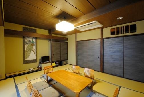 【2階和室12畳】(喫煙)