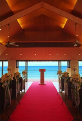 【蓮華の間:3F】挙式や披露宴、各種イベントなどにご対応できる レセプションホール