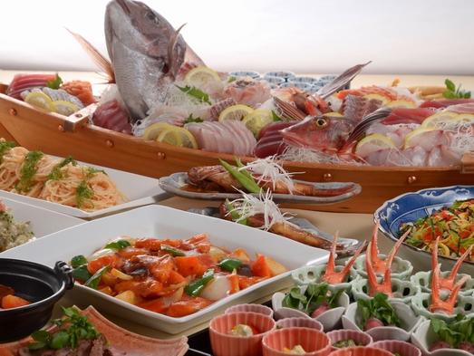 【熱海復興応援】期間限定でお得♪鉄板焼きステーキ食べ放題・バイキング2食付きプラン