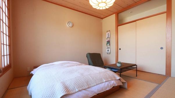 和室8畳(1人旅用)