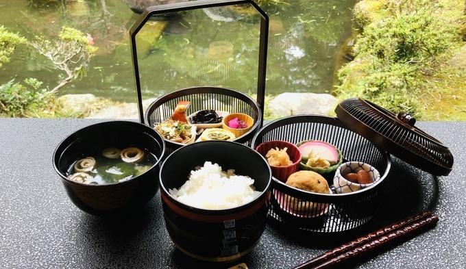 身体にやさしい手づくり朝籠膳プラン【朝食付】〜澄んだ空気と鐘の音に、日本三大霊山のを感じながら〜