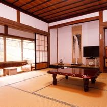 客室は全て和室です。宿坊ならではの趣をご堪能ください。
