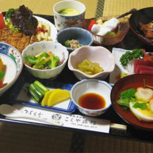 *【お夕食一例】