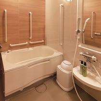 洋室バリアフリー(浴室)