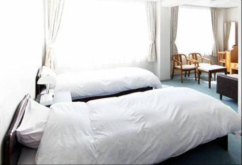 3人で泊まっても広い部屋 全室無料WiFi完備