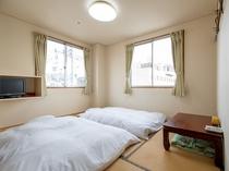 和室二人部屋(バス・トイレ無し)1