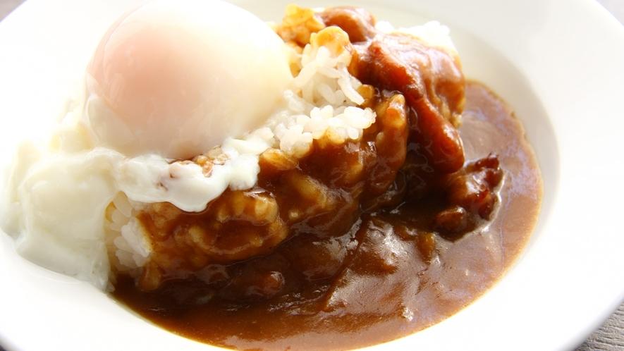 ◆松阪牛牛すじカレー。お客様に大好評のご当地カレー。是非ご賞味ください。(※イメージ)