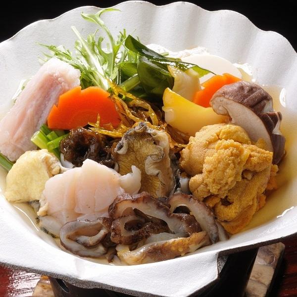 青森三法海鮮七珍鍋