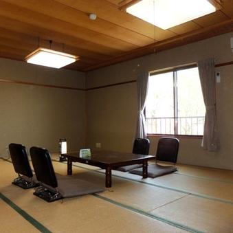 和室17畳(バス・トイレ付)