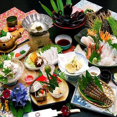 【6〜9月限定】《匠の技》大型鱧の本格コース-極 kiwami-[1泊2食付]