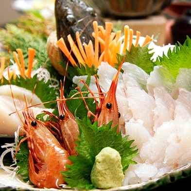 《4月〜9月限定》お土産付♪島の海鮮四季懐石 -心 kokoro-