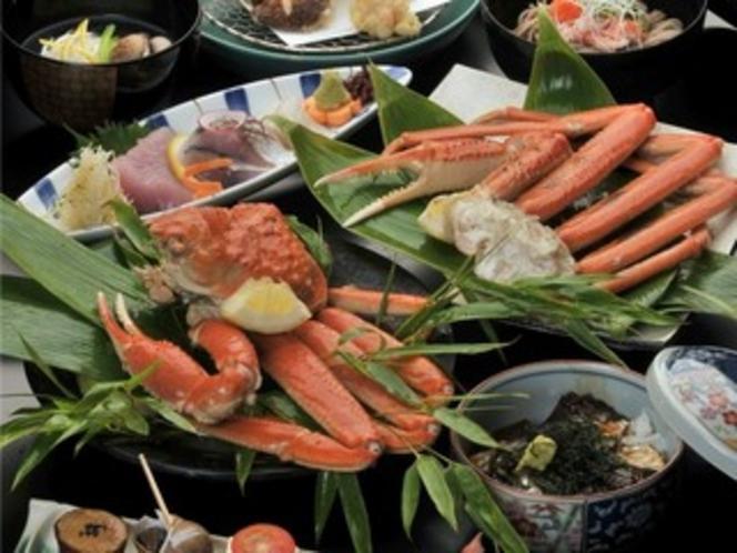 蟹料理の例