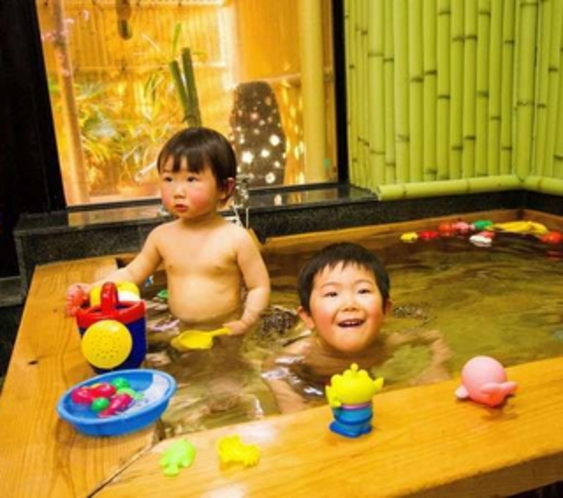 家族風呂 モデル有り