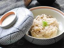 【舞茸の炊き込み飯】