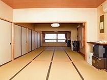 別館の大広間