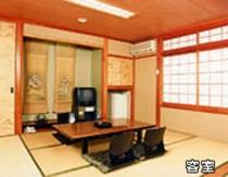 本館の客室