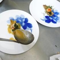 地元大分の新鮮な海の幸満載の美食をご堪能下さいませ。