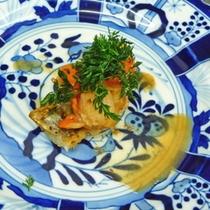 季節の旬のお魚や川魚など どれもお召し上がりいただきたいものばかり。