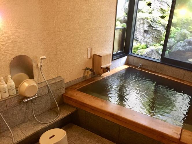 貸切風呂 山桜 6名用