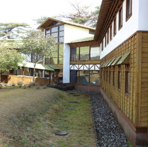 森の家宿泊棟