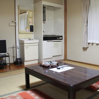 <禁煙>和室(6畳〜12畳)/トイレ付★Wi-Fi無料★