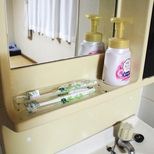 【客室】洗面台