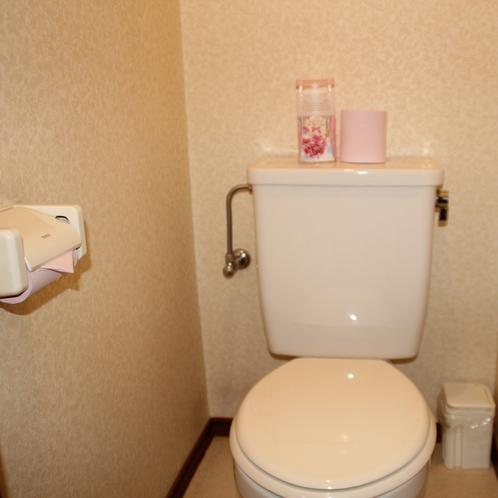 【客室】洋式トイレ※暖房便座ではございません