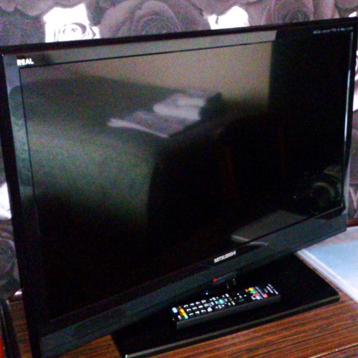 全室32インチテレビ設置