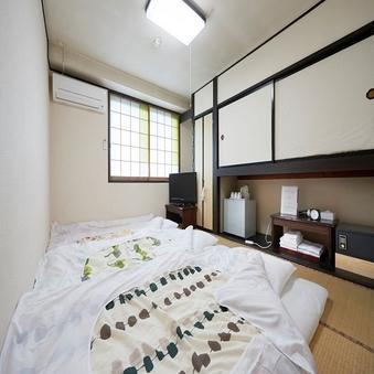 【禁煙】和室6畳 13平米