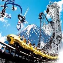 家族や友達と富士急ハイランドへ行こう♪
