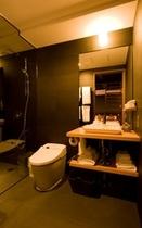お部屋のバスルーム