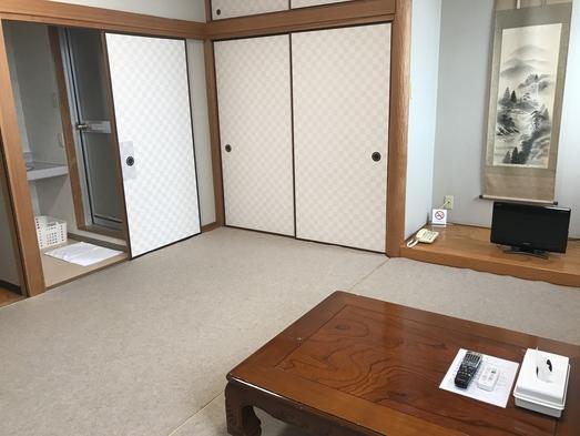 和室8畳 素泊まり(禁煙)  2名様からお得に宿泊プラン