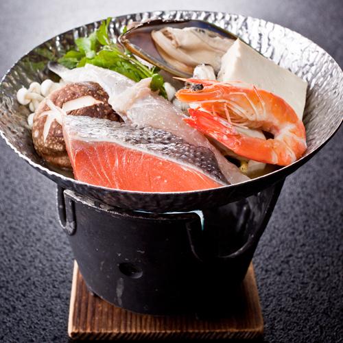 陶板焼き お魚バージョン