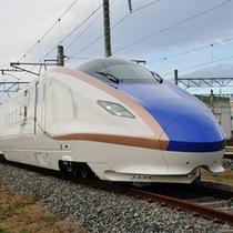 東京と長野の間を結ぶ新幹線が金沢まで延伸し、より早く身近な信州へ!