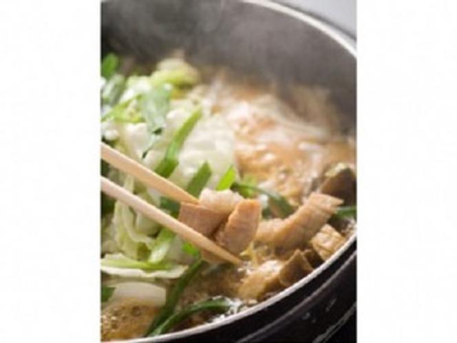 葛の里特製 とんちゃん鍋