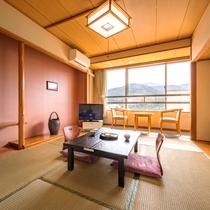*【和室6畳】一人旅やビジネス、カップル、ご夫婦でのご利用におすすめ。