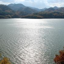 *【七ヶ宿ダム】ダム湖百選にも選ばれた、宮城県内最大のダム。【当館から車で約20分】