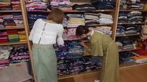 【着物レンタル店・美々庵】お手頃価格で着付けが可能です。予約必須。