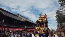 【川越祭り】山車・踊り・楽器が街が活気に溢れます。
