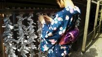 【川越氷川神社】着物で参拝する女性客が多いです。