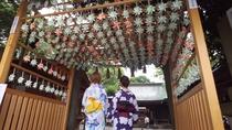 【川越氷川神社】6月限定、風車が設定されます。