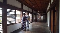 【川越城本丸御殿】和室・廊下・日本庭園など、まさにジャパンです。