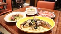 【Non Lavora MASSA】夕食補助券プランで提携。