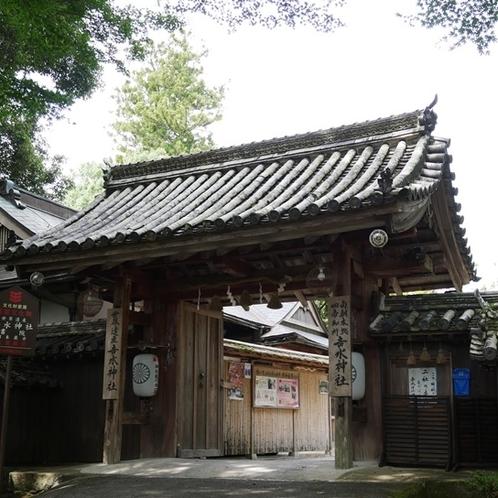 【吉野山】吉水神社≪世界遺産≫
