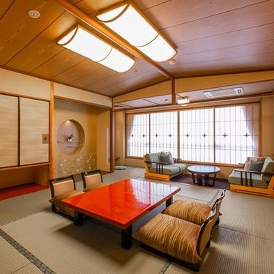 【秋冬旅セール】〓和室でくつろぎ『認証近江牛』と『多彩4つの温泉』を堪能して心身共にリフレッシュ!
