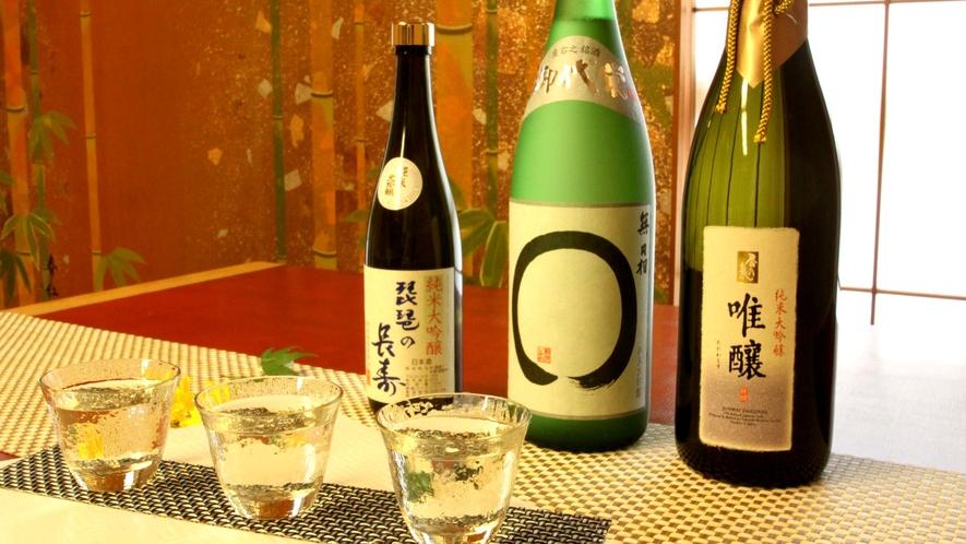 ■□近江の地酒飲み比べ□■