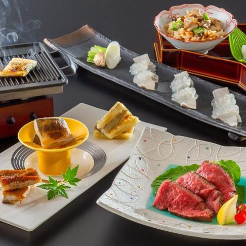 ■□6月7月限定!旬の恵みと近江牛を味わう会席□■