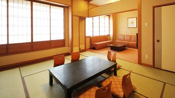 3階 和室(洋間+12.5畳) 【禁煙】