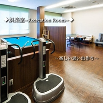 ◆娯楽室〜Recreation Room〜◆