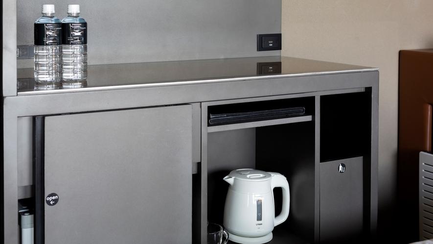 【ツイン】家具・備品イメージ